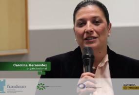 """Entrevista a Carolina Hernández, ponente del seminario """"Refresca tu negocio"""""""