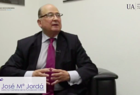 Entrevista con José María Jordá, Director General de la Fundación CEDE