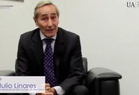 Entrevista con Julio Linares, Vicepresidente del Consejo de Telefónica.