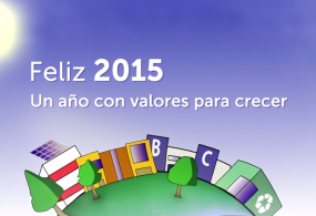 Vídeo-Felicitación Círculo. Navidad 2014