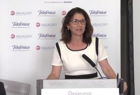 Vídeo completo del desayuno CEDE en Alicante con Inmaculada García, Presidenta de la SELAE