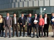 Encuentro de la Junta Directiva del Círculo de Economía de la Provincia de Alicante