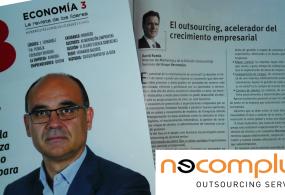 El Outsourcing, acelerador del crecimiento empresarial